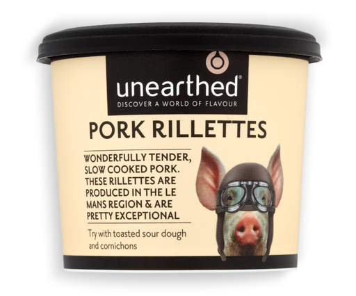 Pork Rillettes